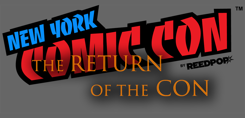 New York Comic Con 2021: TheReturn
